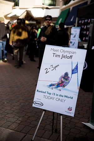 Jacuzzi - 2015 Audi FIS Ski World Cup - Audi Birds of Prey at Beaver Creek, CO