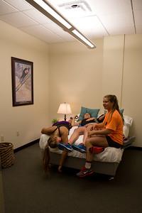 Tempurpedic Sleep Center dedication in the Center of Excellence, Park City. Photo: USSA