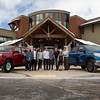 Toyota partnership announcement interviews at the Center of Excellence, Park City<br /> Photo: USSA