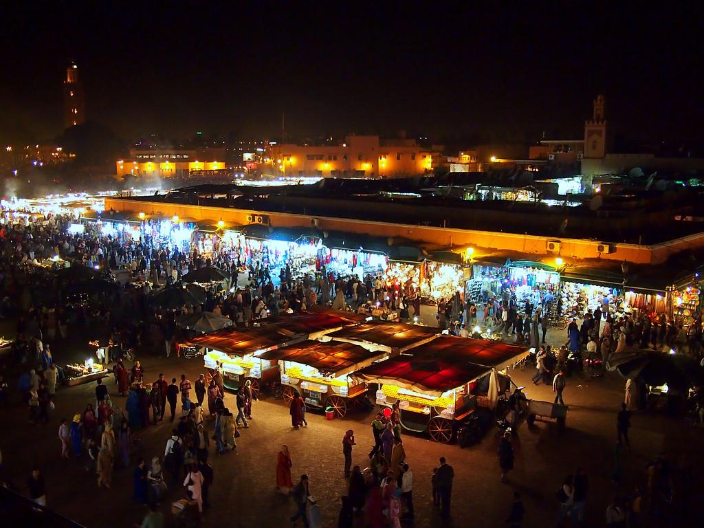Marrakesh gluten free