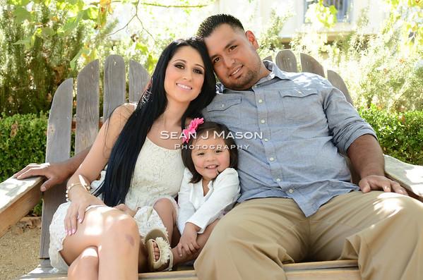 Martha Castro Family