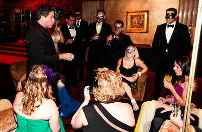 Spinsters Masquerade Event Photos