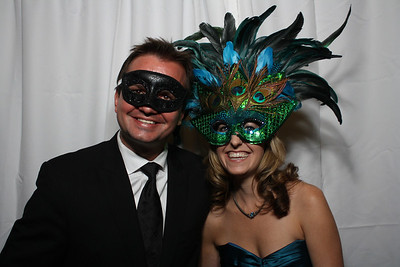 Spinsters Masquerade Photo Booth Singles
