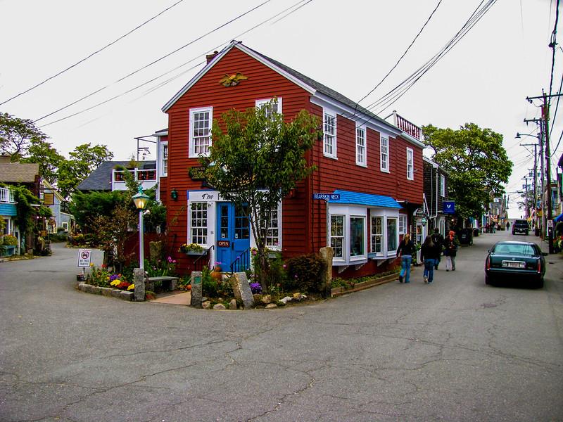 pewter corner shop