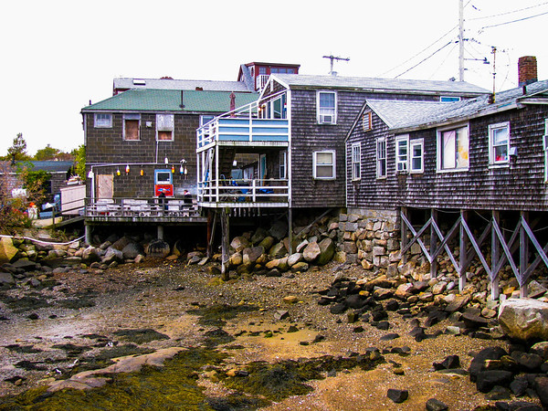 back shoreline