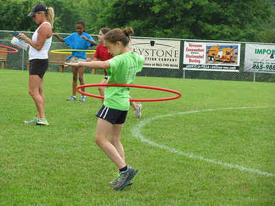 May 8 (Hailey's Field Day)