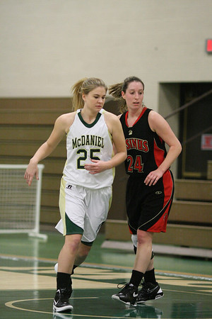 McDaniel Basketball