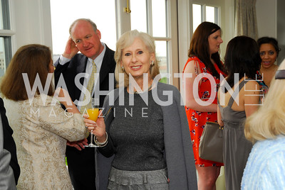 Willee Lewis, McLaughlin/Reuters Brunch at the Hay-Adams, May 1, 2011, Kyle Samperton