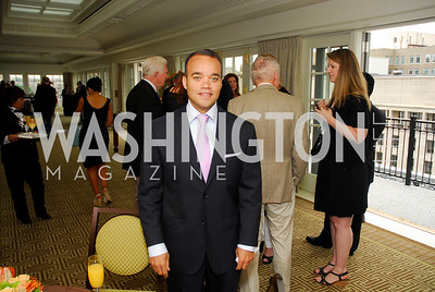 Devin White, McLaughlin/Reuters Brunch at the Hay-Adams, May 1, 2011, Kyle Samperton