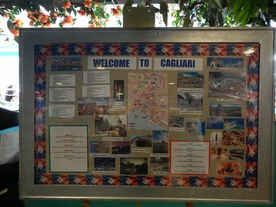 Day 10, Cagliari and Sardegna, Italy 3-8-2014