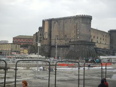 Day 13, Napoli and Pompei, Italy 3-11-2014