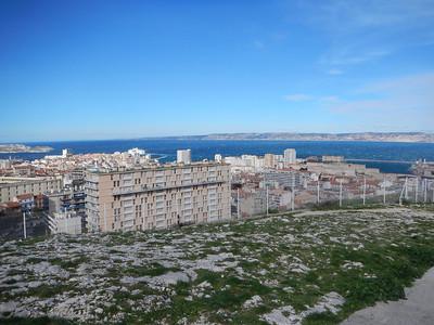 Day 6, Aix en Provence, Toulon, Notre Dame de la Garde, France 3-4-2014