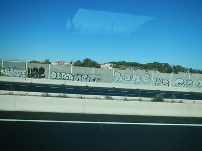 Day  8, Valencia and Sagunto, Spain 3-6-2014