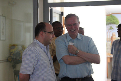 Meeting of Dehonian Secretaries June 17