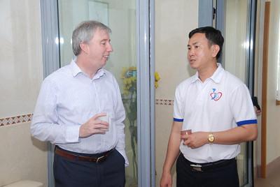 Meeting of Dehonian Secretaries June 18