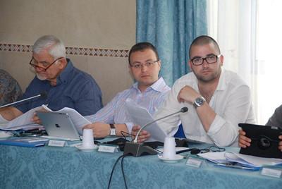 Meeting of Dehonian Secretaries June 19