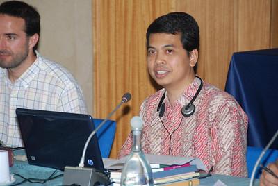 Meeting of Dehonian Secretaries June 21