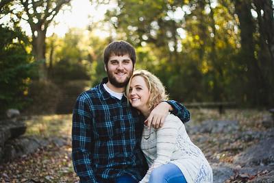 Melissa & Joel. Engaged