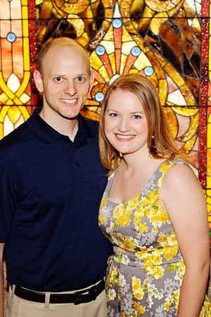 Melissa + Korey// Engaged!