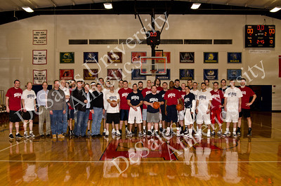 Alumni Team Photo 2/16