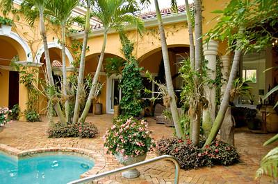 Residence in Palm Beach/FL, USA.
