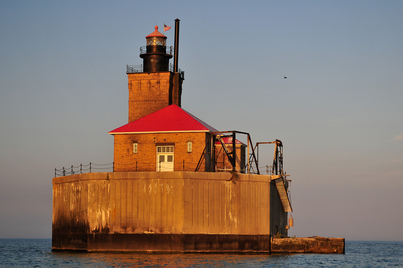Port Austin Reef Lighthouse - September 2009