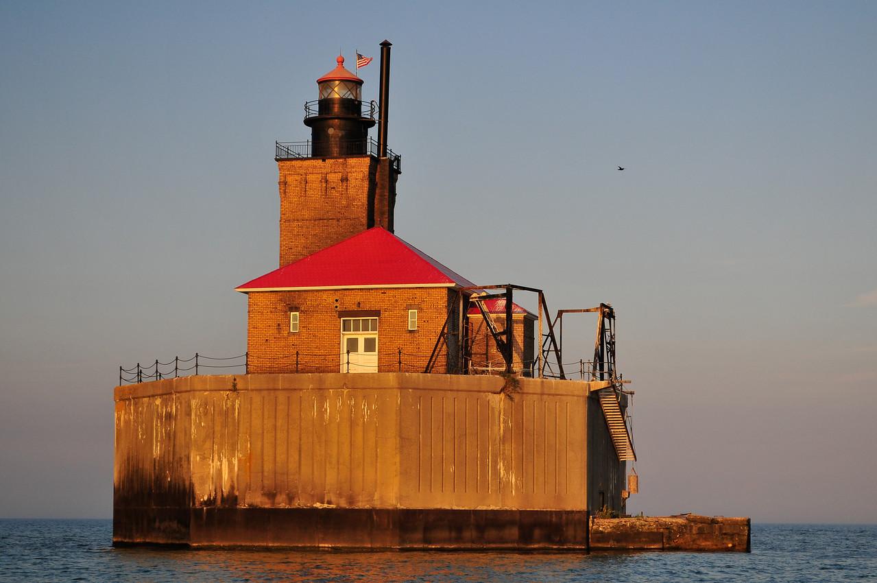 Port Austin Reef Lighthouse - September 2009