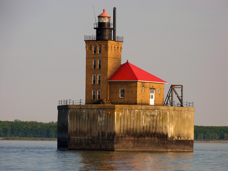Port Austin Reef Lighthouse - May 2007