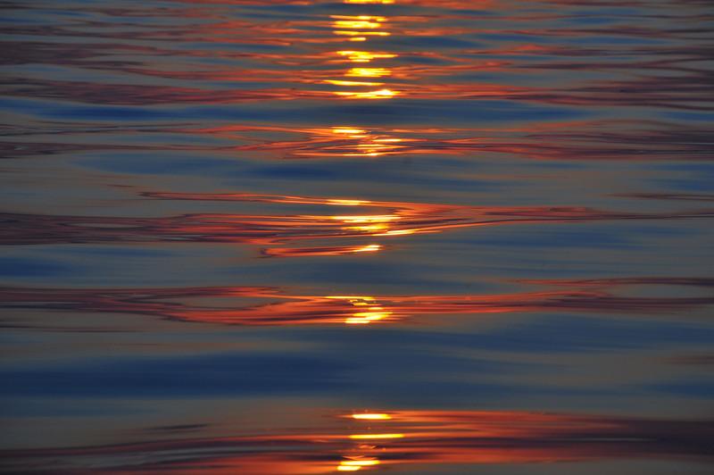 Reflections on Lake Huron - May 2010