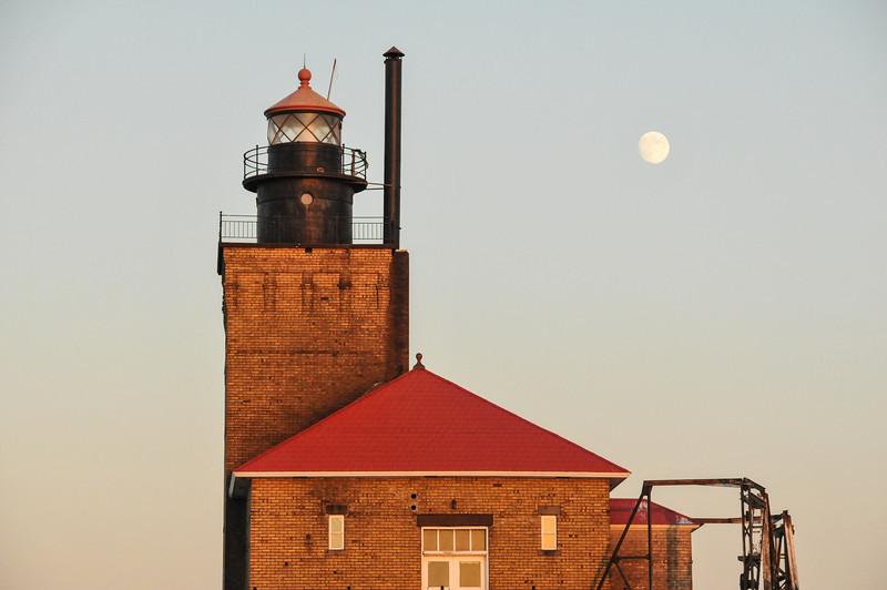 Port Austin Reef Lighthouse - October 2011