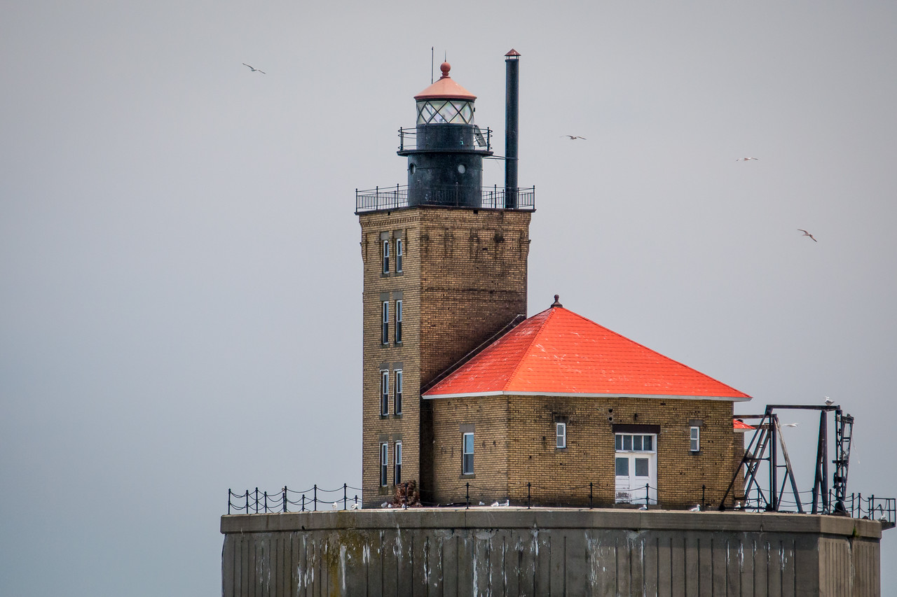 Port Austin Reef Lighthouse - May 2013