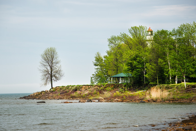 Pt. Aux Barques Lighthouse - May 2013