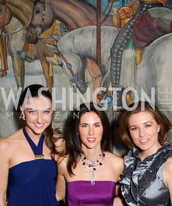 Kate Michel,Veronica Sarukhan,Paulina Valencia,February 12,2011,MidWinter Fiesta,Kyle Samperton