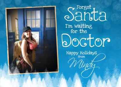 Mindy Christmas Card 2013
