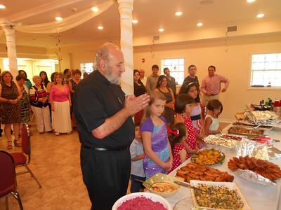 Misson Parish in Jacksonville, FL, July 6-7, 2013