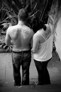 Molly & Scott