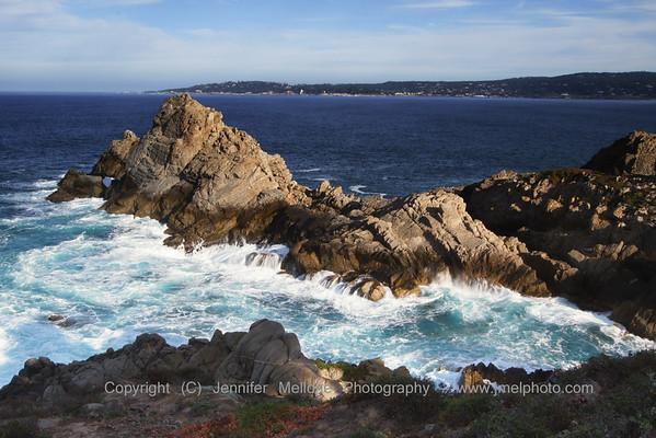 Point Lobos Pinnacle Vicinity