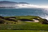 The Famous Pebble Beach 7th Hole Par 3