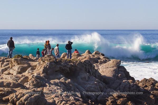 Big Wave Spectators