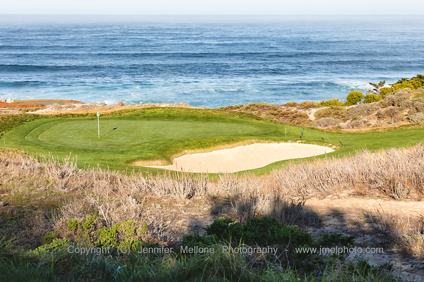 Spyglass Hill Hole Three with Thicket