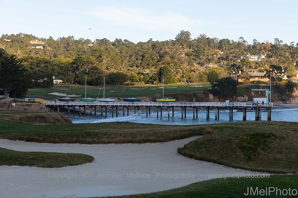 The Dock at Pebble Beach
