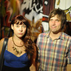 Margot MacDonald and Ryan Holladay at Velvet Lounge