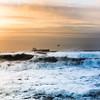 Ship on the Ocean