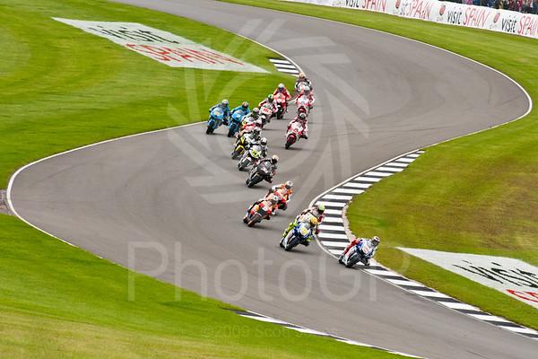 MotoGP 2009 10 Donington Park