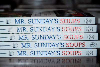 Mr.Sunday's Soups,January 27,2011,Kyle Samperton