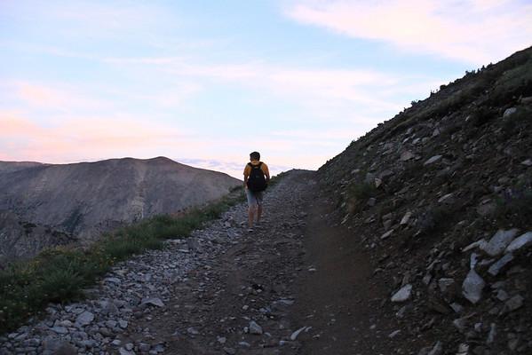 Mt Antero July 20, 2013