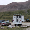 Our 'home' at Kite Lake.