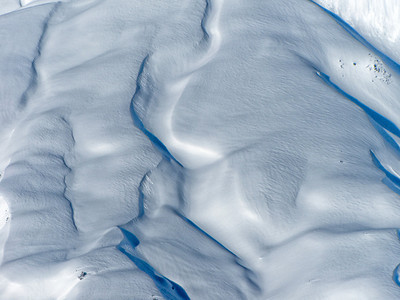 Close up of Mt Hood