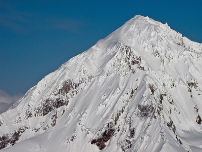 Top of Mt Hood