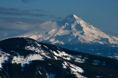 Mt Hood, Oregon